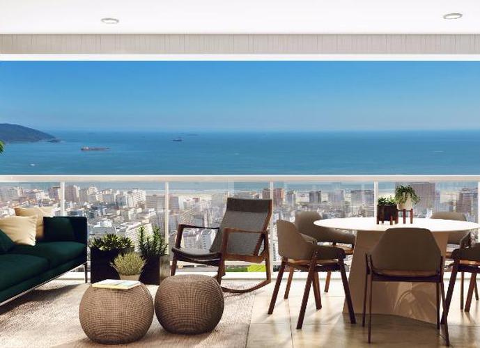 Apartamento em Boqueirão/SP de 184m² 4 quartos a venda por R$ 1.600.800,00