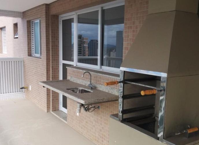 Apartamento em Gonzaga/SP de 207m² 3 quartos a venda por R$ 3.129.999,00