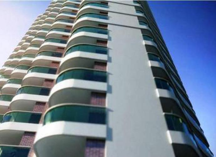 Apartamento em Gonzaga/SP de 45m² 1 quartos a venda por R$ 320.000,00