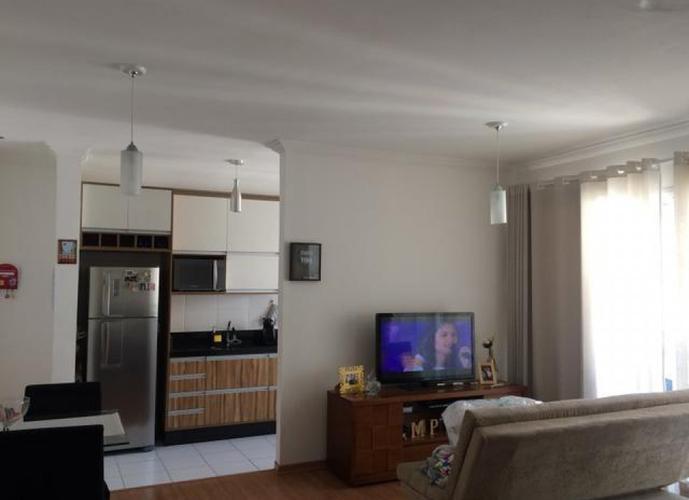 Apartamento em Vila Mathias/SP de 49m² 1 quartos a venda por R$ 275.000,00