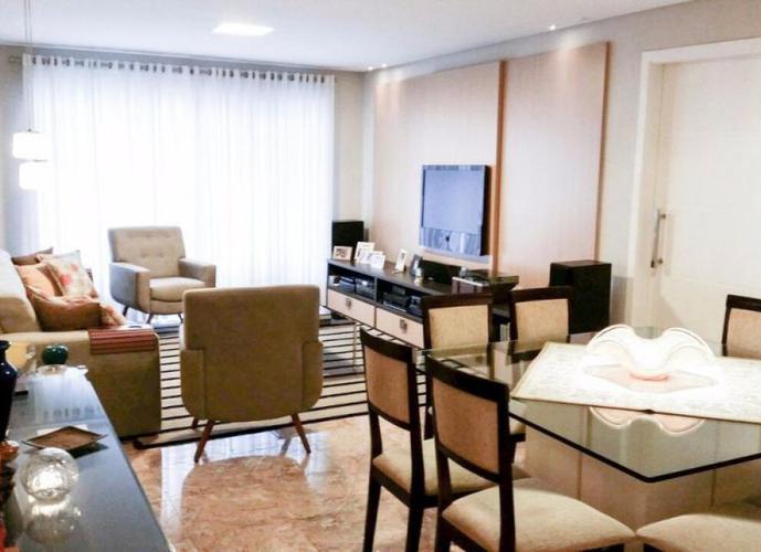Apartamento em Pompéia/SP de 168m² 3 quartos a venda por R$ 790.000,00
