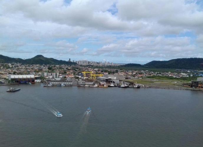 Apartamento em Ponta da Praia/SP de 189m² 3 quartos a venda por R$ 1.490.000,00