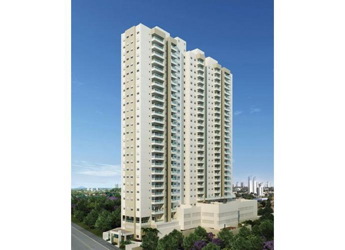 Apartamento em Campo Grande/SP de 63m² 2 quartos a venda por R$ 393.000,00