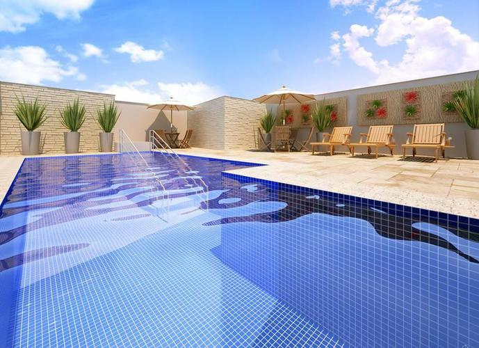 Apartamento em Vila Matias/SP de 59m² 2 quartos a venda por R$ 349.900,00