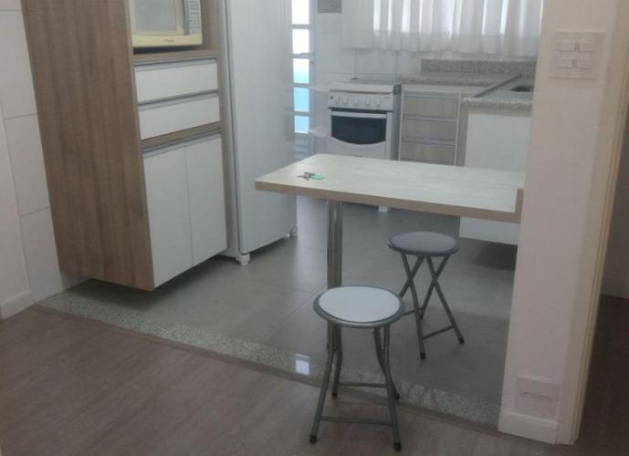 Apartamento em Ponta da Praia/SP de 46m² 1 quartos a venda por R$ 280.000,00