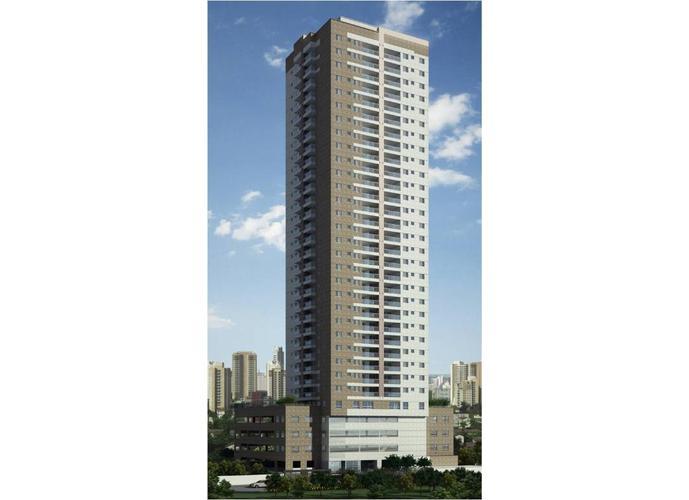 Apartamento em Ponta da Praia/SP de 77m² 2 quartos a venda por R$ 535.000,00