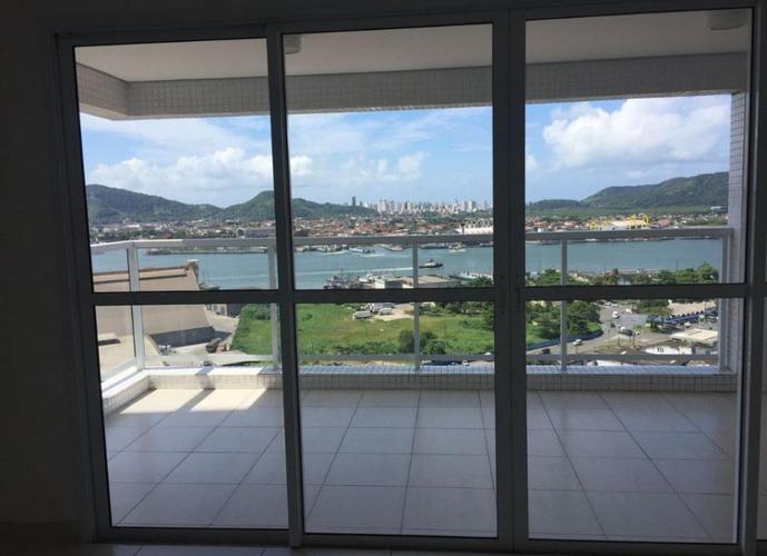 Apartamento em Ponta da Praia/SP de 111m² 2 quartos a venda por R$ 638.000,00