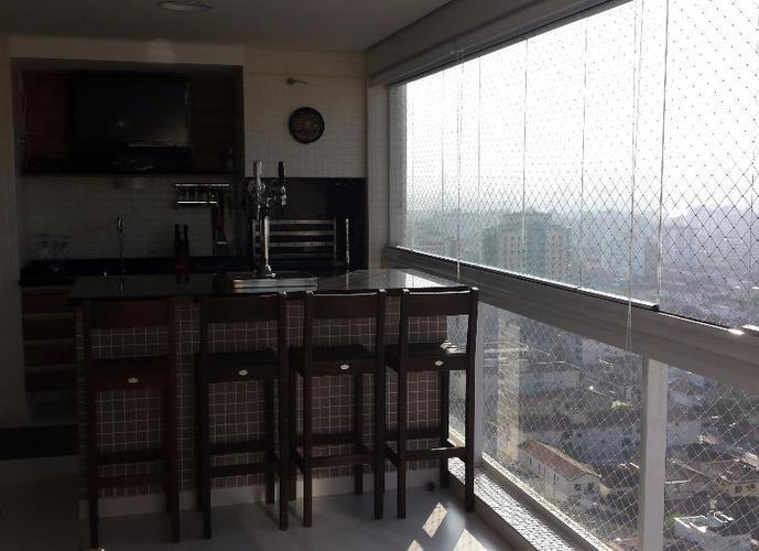 Apartamento em Embaré/SP de 155m² 3 quartos a venda por R$ 1.350.000,00