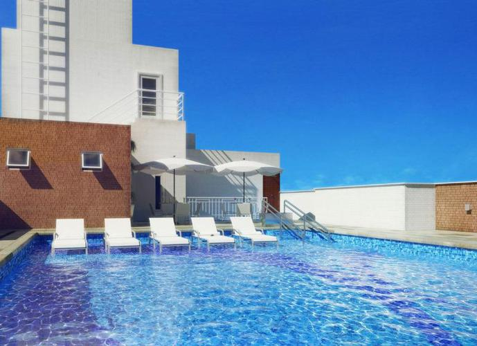 Apartamento em Ponta da Praia/SP de 57m² 1 quartos a venda por R$ 420.000,00