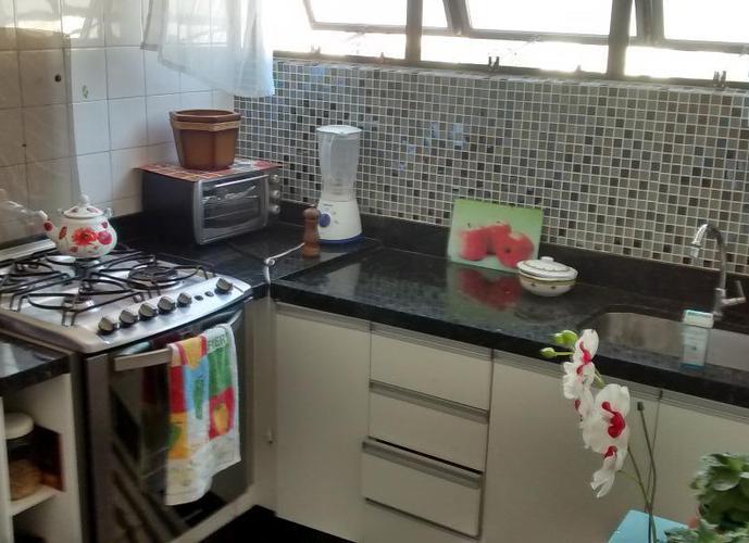 Apartamento em José Menino/SP de 90m² 2 quartos a venda por R$ 460.000,00