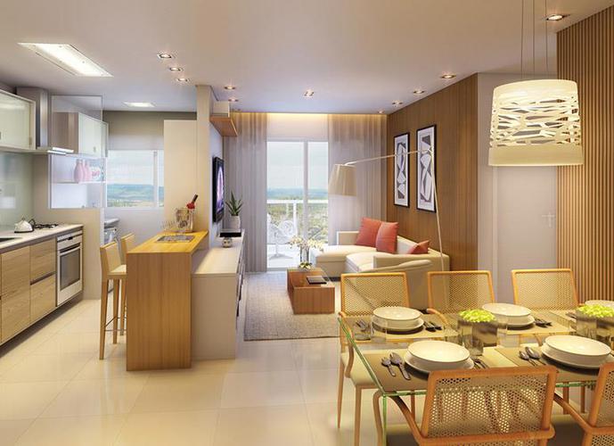 Apartamento em Vila Valença/SP de 66m² 2 quartos a venda por R$ 335.000,00
