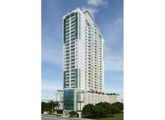 Apartamento residencial à venda, Emirado 2 dormitórios no Boqueirão, Santos.