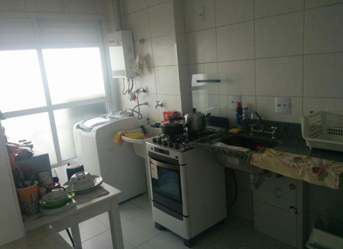 Apartamento em Ponta da Praia/SP de 44m² 1 quartos a venda por R$ 420.000,00