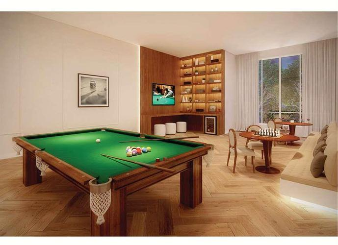 Apartamento em Indianópolis/SP de 172m² 3 quartos a venda por R$ 2.735.200,00