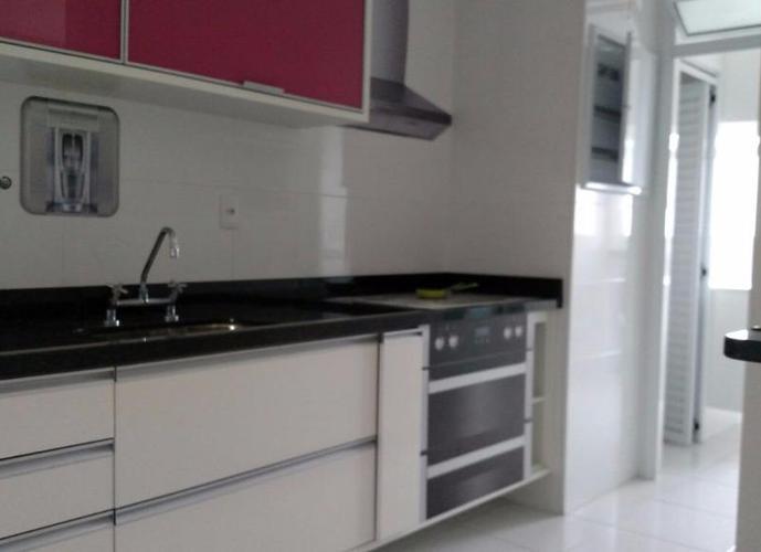 Apartamento  residencial à venda, 3 dormitórios no Orquídea Home Park no José Menino, Santos.