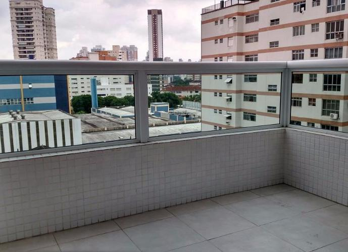 Apartamento em José Menino/SP de 80m² 2 quartos a venda por R$ 523.900,00