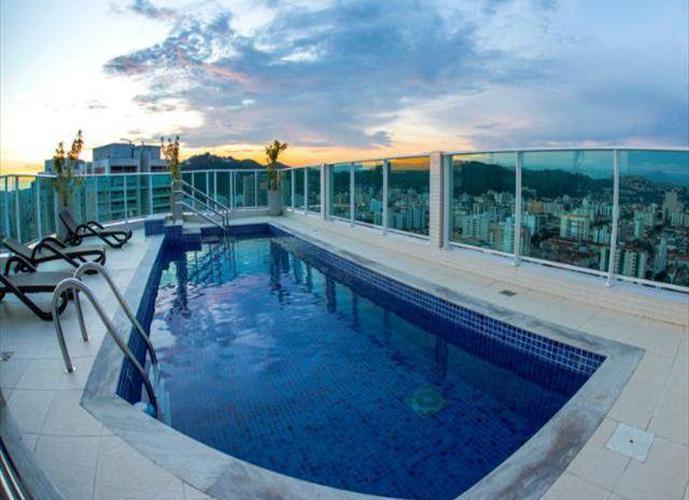 Apartamento residencial à venda, Gonzaga,  Platinum