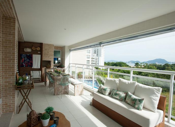 Apartamento em Parque Enseada/SP de 158m² 3 quartos a venda por R$ 700.000,00