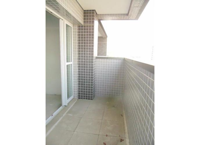 Sala em Vila Mathias/SP de 40m² a venda por R$ 215.000,00