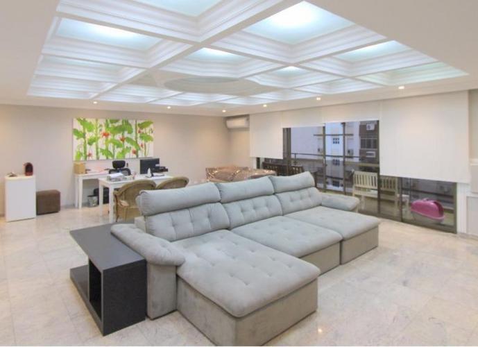 Apartamento em Gonzaga/SP de 257m² 4 quartos a venda por R$ 1.800.000,00 ou para locação R$ 13.000,00/mes