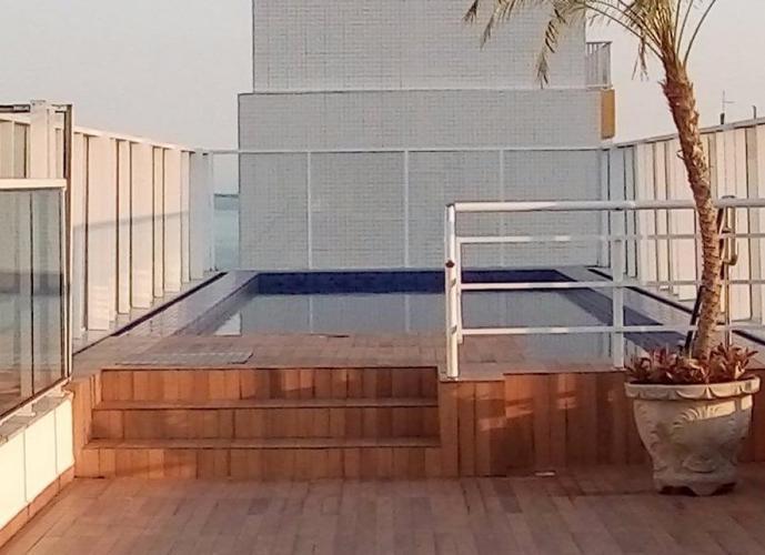 Apartamento em José Menino/SP de 75m² 2 quartos a venda por R$ 450.000,00 ou para locação R$ 2.700,00/mes
