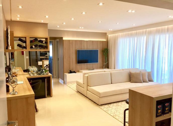 Apartamento em Campo Grande/SP de 63m² 2 quartos a venda por R$ 399.999,00