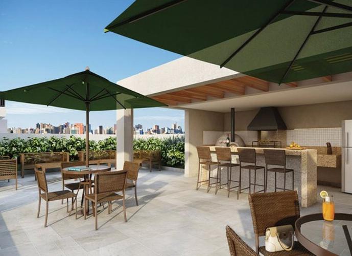 Apartamento em Parque São Jorge/SP de 123m² 3 quartos a venda por R$ 994.000,00