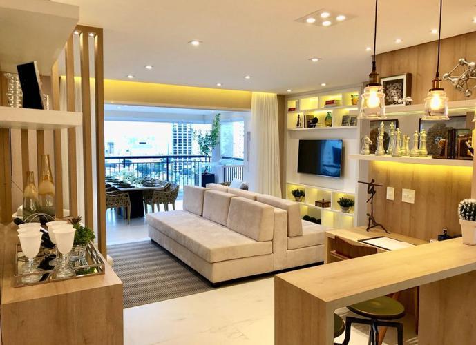 Apartamento em Vila Bertioga/SP de 85m² 3 quartos a venda por R$ 642.000,00