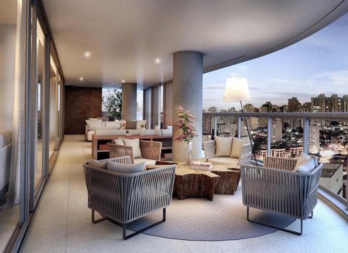 Apartamento em Vila Olímpia/SP de 321m² 4 quartos a venda por R$ 6.640.000,00
