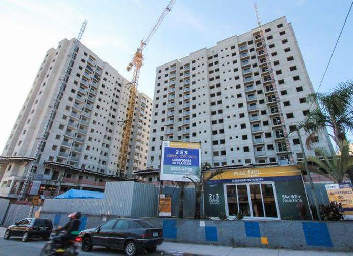 Apartamento em Jardim Rosinha/SP de 54m² 2 quartos a venda por R$ 260.000,00
