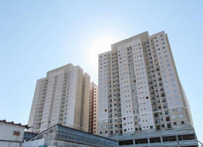 Apartamento em Jardim Rossi/SP de 49m² 2 quartos a venda por R$ 212.000,00
