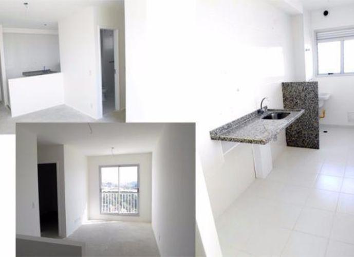 Apartamento em Jaraguá/SP de 43m² 2 quartos a venda por R$ 215.000,00