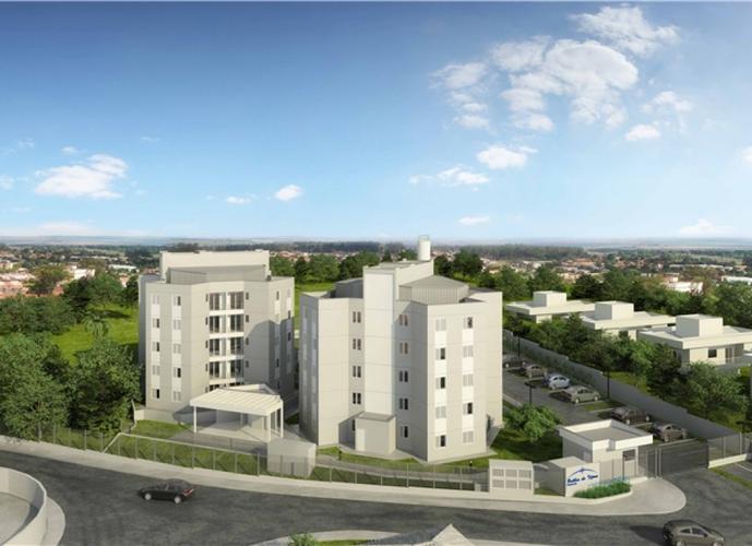 Apartamento em Taboleiro Verde/SP de 47m² 2 quartos a venda por R$ 190.000,00