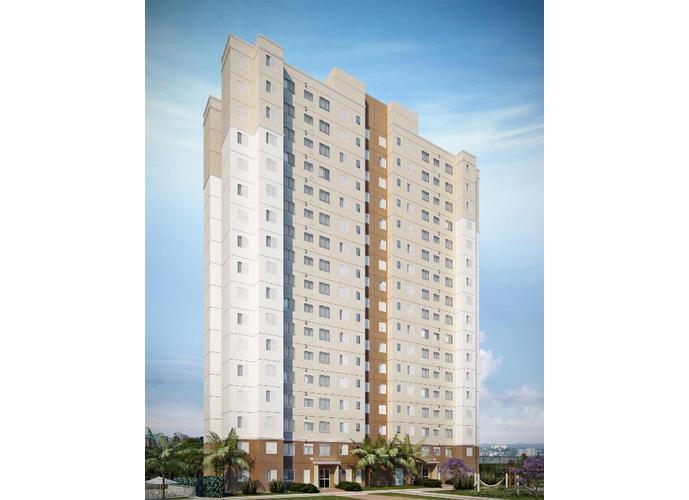 Apartamento em Colônia (Zona Leste)/SP de 53m² 2 quartos a venda por R$ 217.000,00