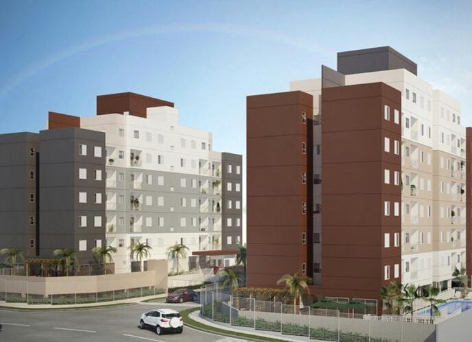 Apartamento em Jardim Amanda Caiubi/SP de 47m² 2 quartos a venda por R$ 155.900,00