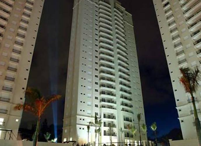 Apartamento em Jardim Monte Kemel/SP de 177m² 4 quartos a venda por R$ 1.100.000,00