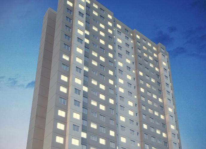 Apartamento em Cambuci/SP de 40m² 2 quartos a venda por R$ 187.000,00