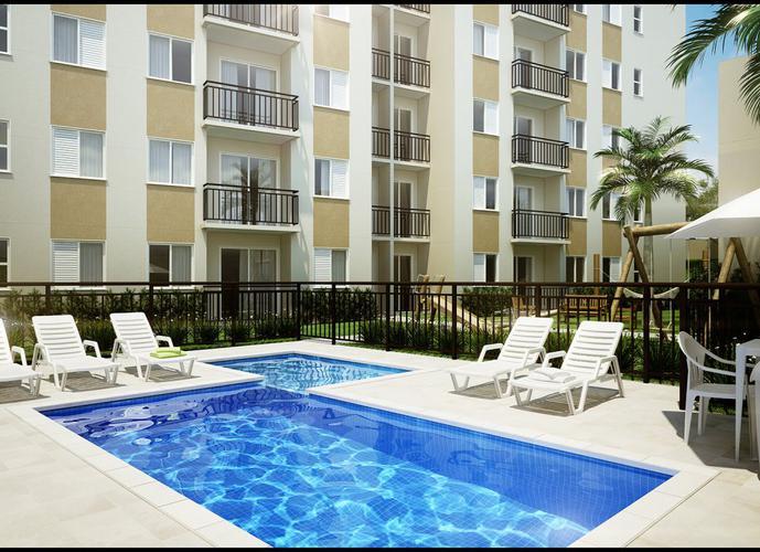 Apartamento em São João Clímaco/SP de 48m² 1 quartos a venda por R$ 260.900,00