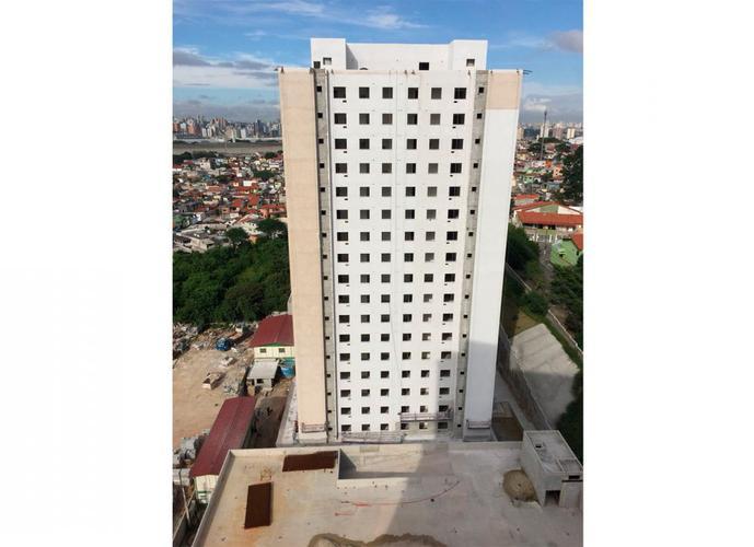 Apartamento em Sítio da Figueira/SP de 49m² 2 quartos a venda por R$ 199.000,00