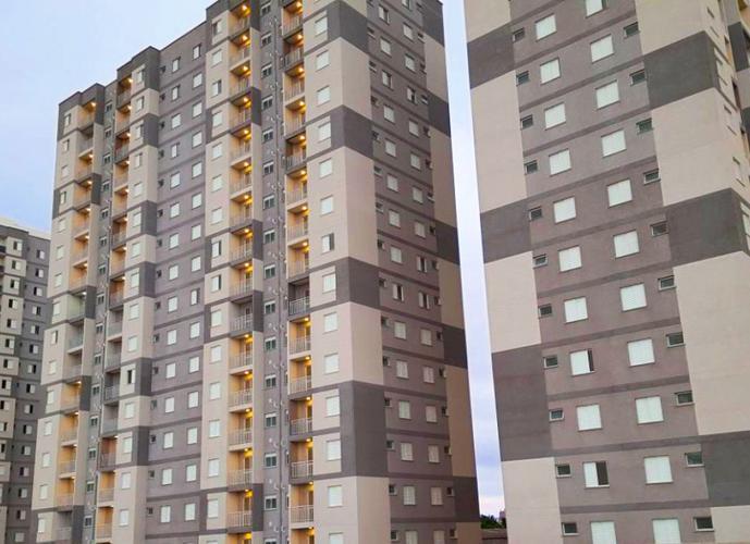 Apartamento em Padroeira/SP de 46m² 2 quartos a venda por R$ 209.550,00
