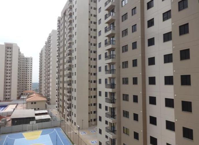 Apartamento em Jardim Belval/SP de 53m² 2 quartos a venda por R$ 214.999,00