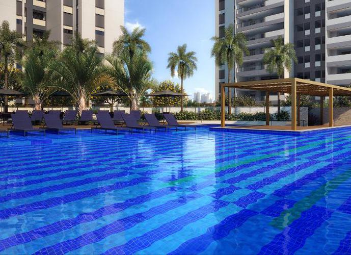 Apartamento em Vila Leopoldina/SP de 141m² 4 quartos a venda por R$ 1.489.100,00
