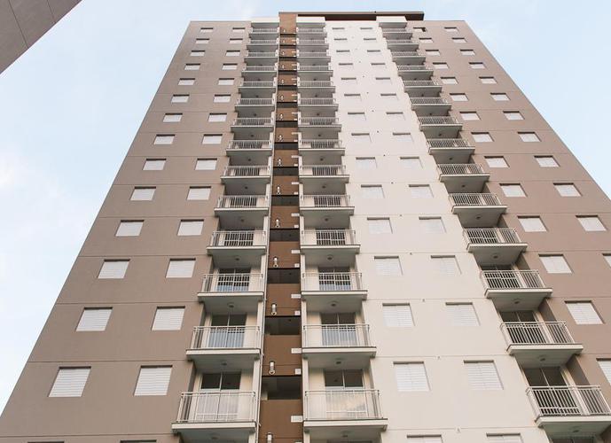 Apartamento em Vila Santa Edwiges/SP de 61m² 3 quartos a venda por R$ 357.400,00