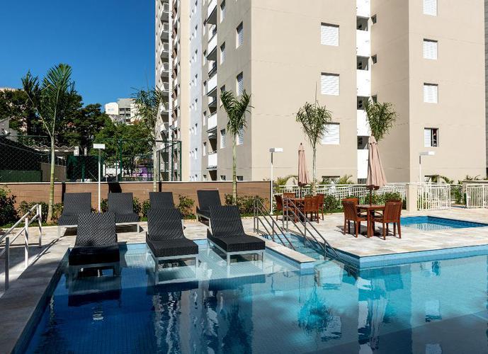 Apartamento em Freguesia do Ó/SP de 64m² 2 quartos a venda por R$ 415.000,00