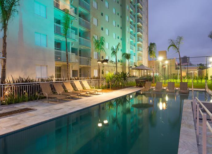 Apartamento em Rio Pequeno/SP de 64m² 2 quartos a venda por R$ 421.300,00