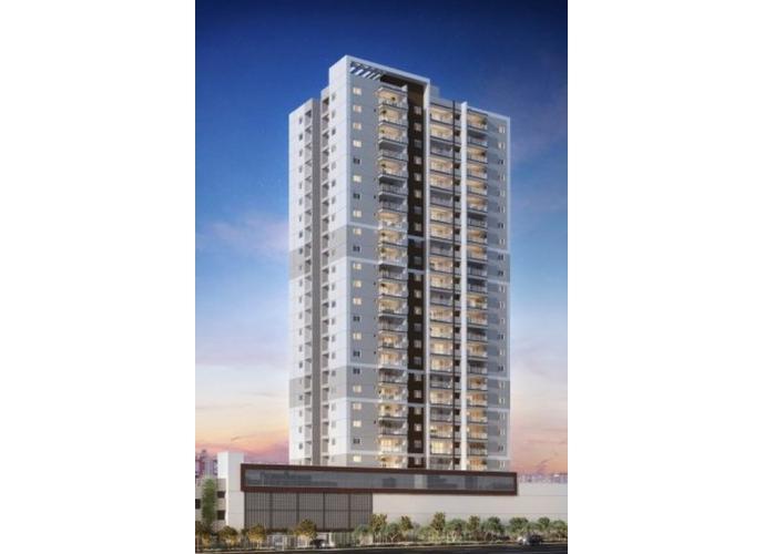 Apartamento em Água Branca/SP de 75m² 3 quartos a venda por R$ 650.000,00