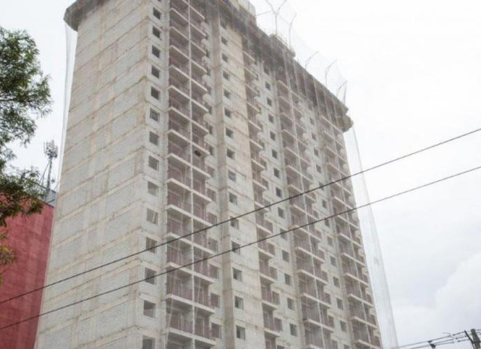 Apartamento em Brás/SP de 32m² 1 quartos a venda por R$ 245.000,00