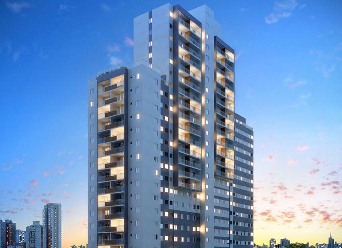Apartamento em Mooca/SP de 40m² 1 quartos a venda por R$ 300.000,00