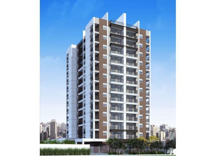 Apartamento em Campo Belo/SP de 62m² 2 quartos a venda por R$ 699.000,00