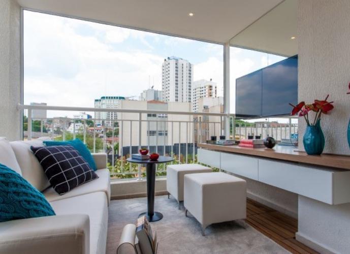 Apartamento em Campo Belo/SP de 35m² 1 quartos a venda por R$ 360.000,00